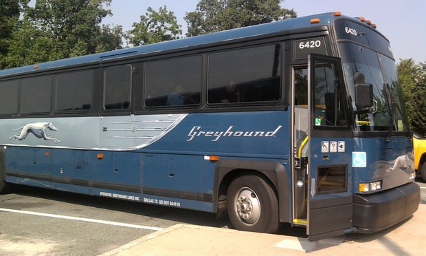 Aclu Urges Greyhound To Keep Border Patrol Agents Off Buses New