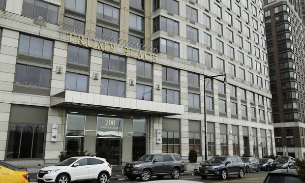 Trump Place Residents Win Court Case Over New Name