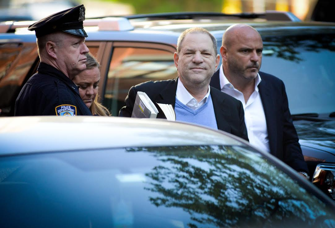 Harvey Weinstein has turned himself in. What's next?