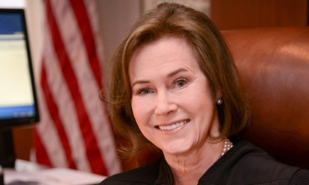 U.S. District Judge Kimba Wood of the Southern District of New York.