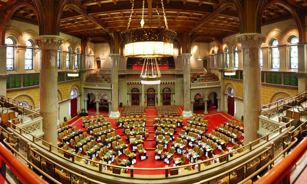 New York State Assembly Chamber, Albany, New York