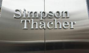 Simpson Thacher Seeks 8M From Landlord in Rent Abatement Dispute