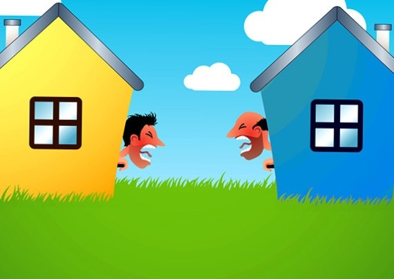 Accessing Your Neighbors Property Is Your Dream Project Becoming A