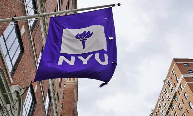 Forrest Clears NYU Retirement Fund Managers in Employees' ERISA Suit | New York Law Journal