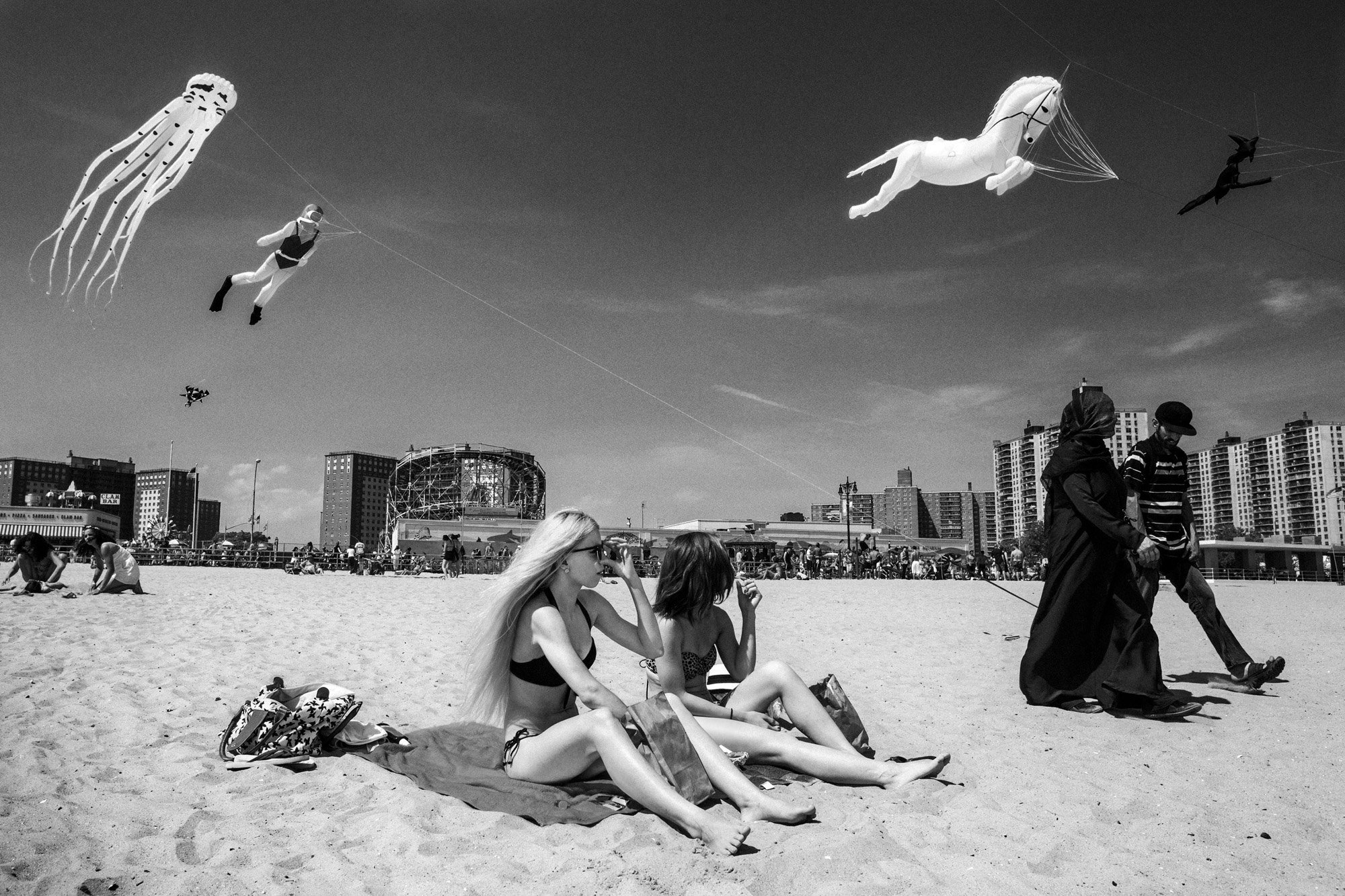 Greetings From Coney Island Exhibition Opens At Eastern District