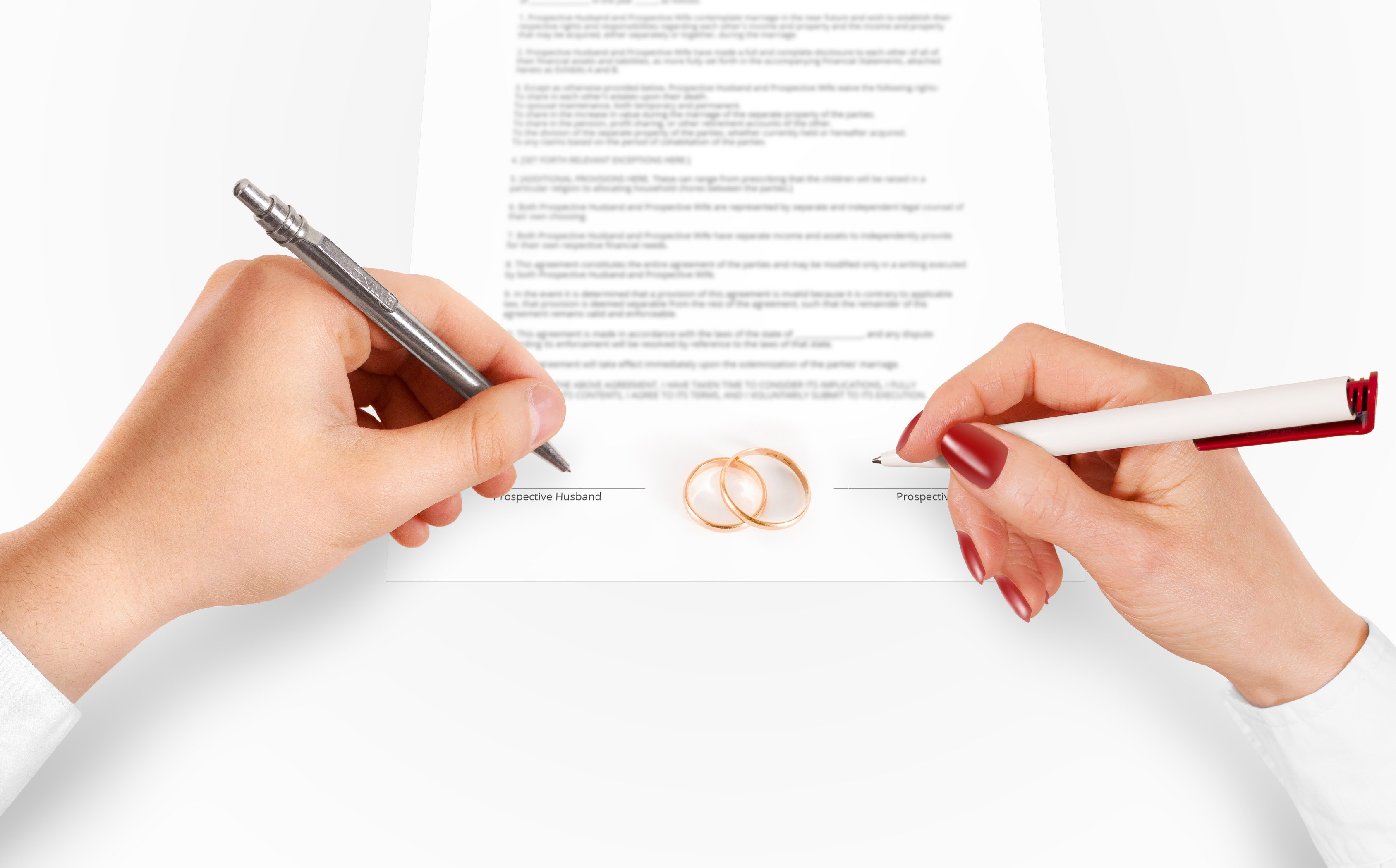 Prenup Tutorial A Survey Of Recent Case Law New York Law Journal