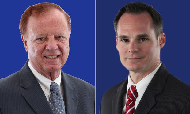 C. Raymond Radigan and John G. Farinacci