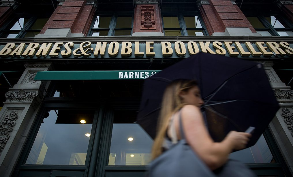 A Barnes & Nobles Inc. Store Ahead Of Earnings Figures