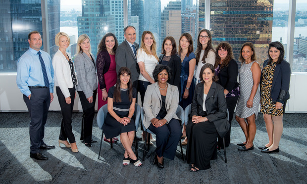 Legal Departments of the Year: Thomson Reuters | New York