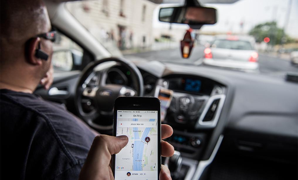 Uber Technologies Inc.