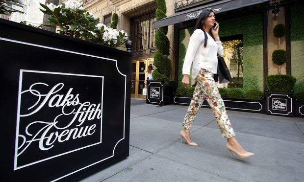 law.com - Saks Data-Breach Class Suits Transferred From LA to Manhattan Federal Court | New York Law Journal