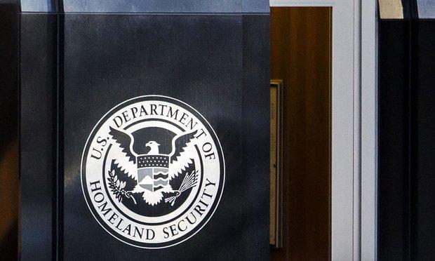 U.S. Department of Homeland Security building