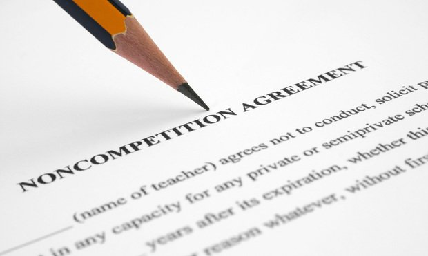 Are Non Compete Agreements Getting Kicked To The Curb New York