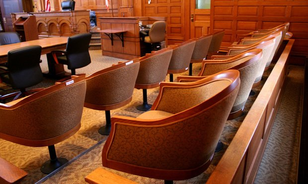 American Courtroom
