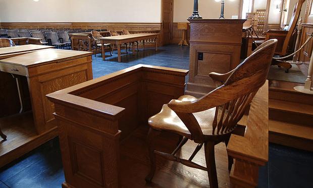 Western Ny Judge Slapped For Presiding In Criminal Cases