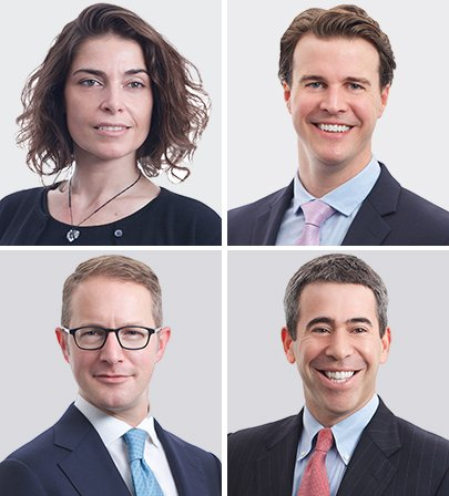 Four hires at King and Spalding