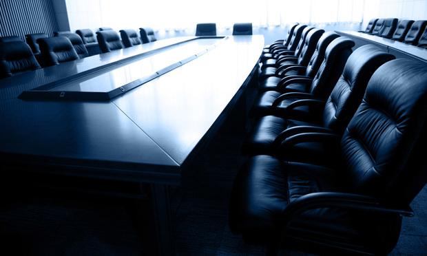 Board of directors room. Credit: hxdbzxy/Shutterstock.com