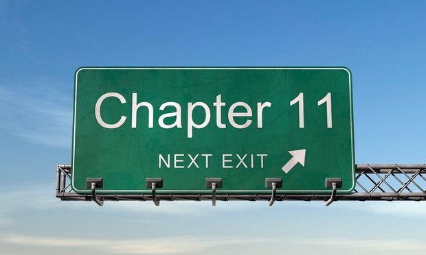 Road sign Chapter 11