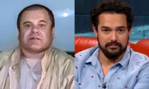 Seeing Double 'Narcos' Actor Playing El Chapo Appears at Trial