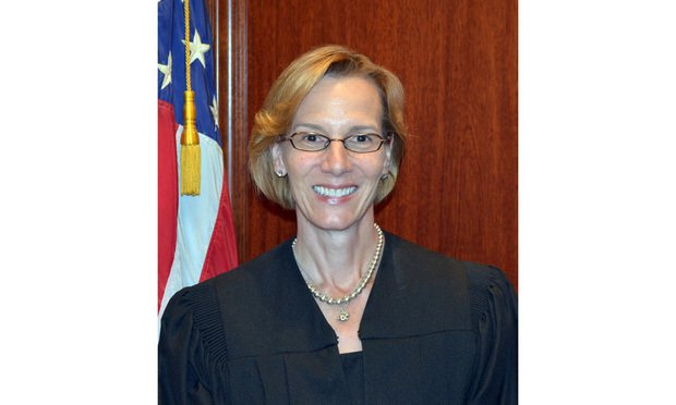 <i>Former U.S. District Judge Katherine Forrest of the Southern District of New York.</i>