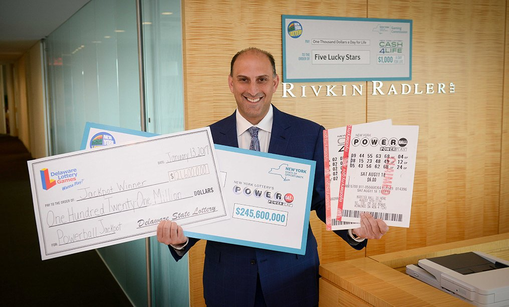 How a $254M Powerball Ticket Changed This Man's Life