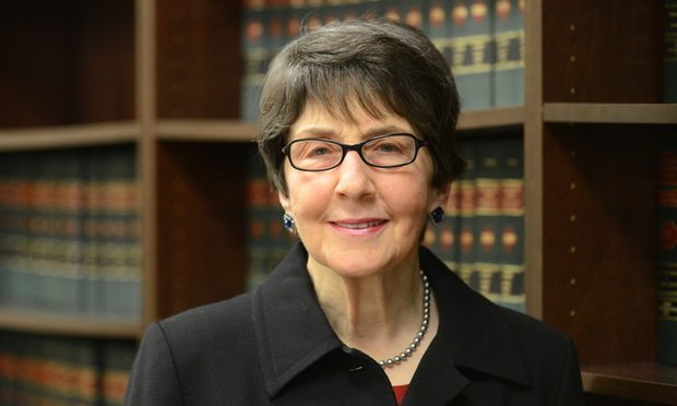 Marcy Kahn, justice of the Appellate Division of the Supreme Court, First Judicial Department (Photo: David Handschuh/ ALM)