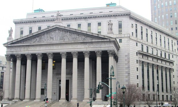 The New York State Supreme Court courthouse at 60 Centre Street on Foley Square in the Civic Center district of Manhattan, New York City. (Photo: WikimediaCommons)