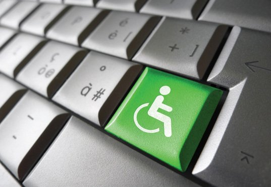 ADA website handicap