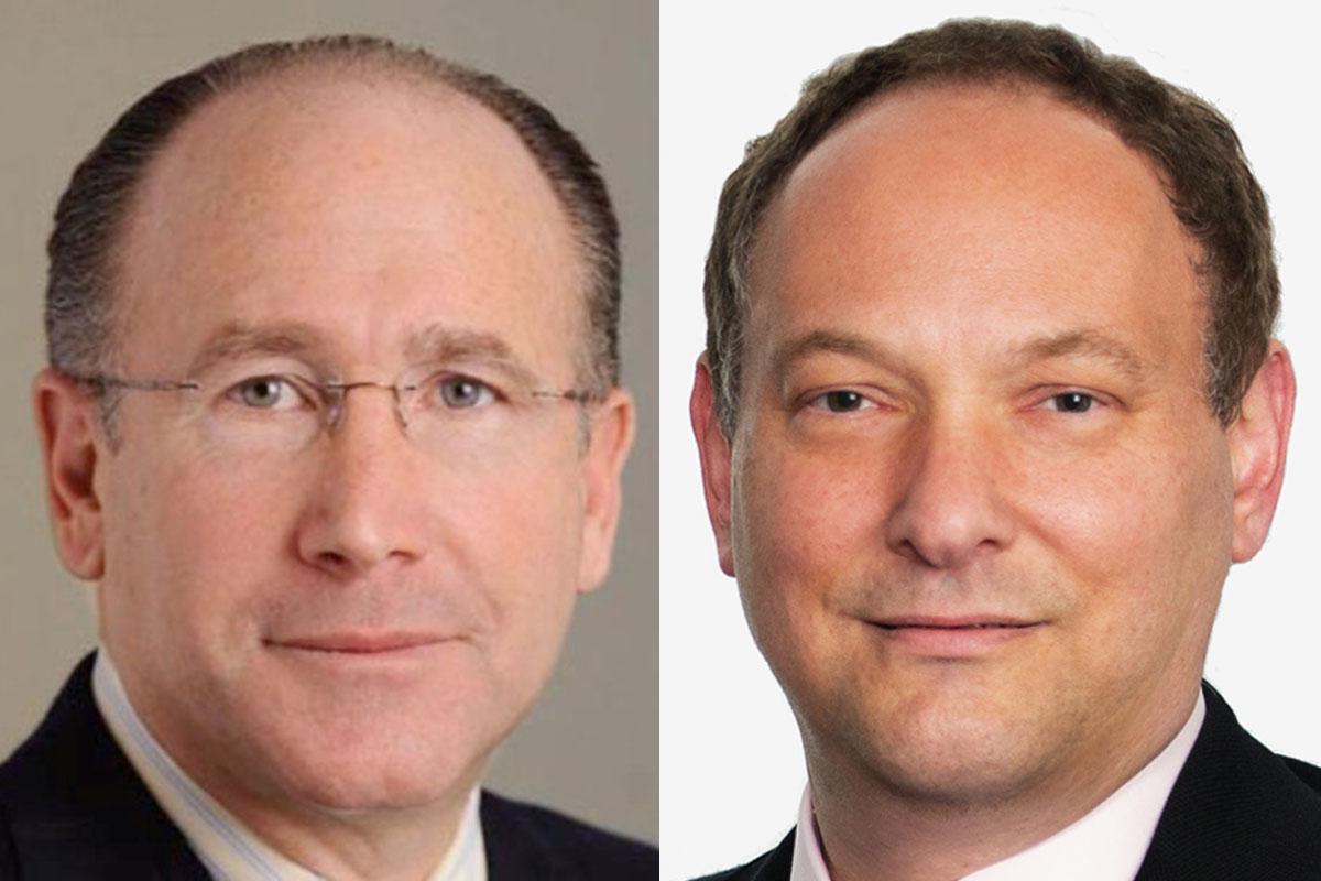 Jeffrey B. Steiner and David Broderick