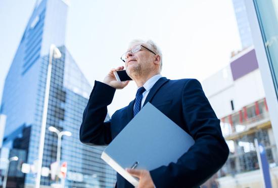 older male lawyer