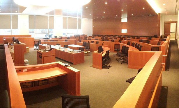 Fordham Law moot court