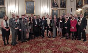 NYCLA Holds Annual Reception to Honor Judges
