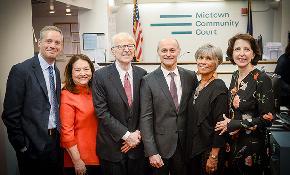 Midtown Community Court Dedication Ceremony