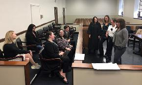 Educational Initiative at Nassau County Courthouse