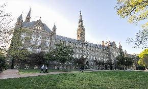 Student Sues Georgetown After His Dad Is Busted in Admissions Scandal