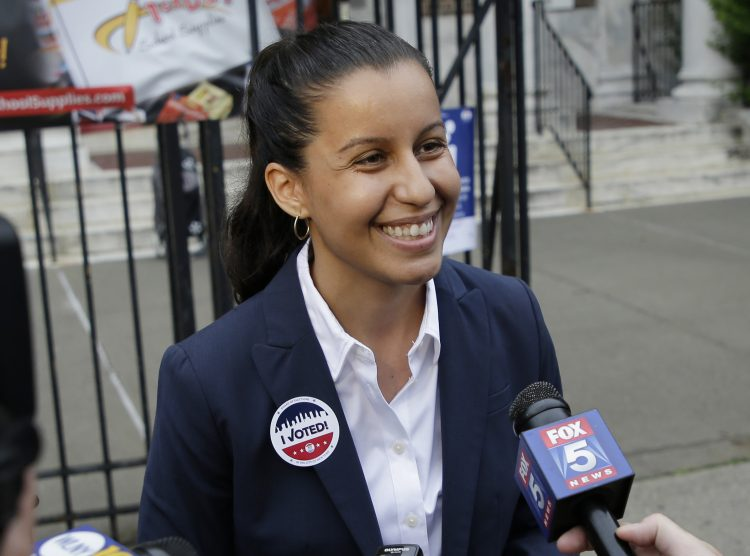 Queens district attorney candidate Tiffany Caban
