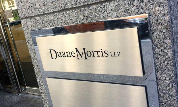 Duane Morris sign