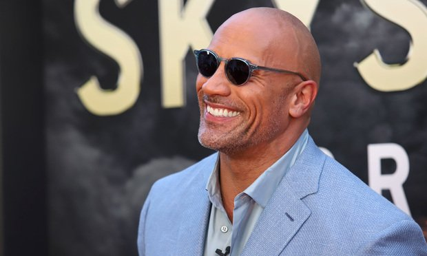 HBO and Dwayne 'The Rock' Johnson Smack Down 'Rock and a Hard Place