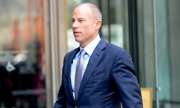 Michael Avenatti/photo: David Handschuh/ALM