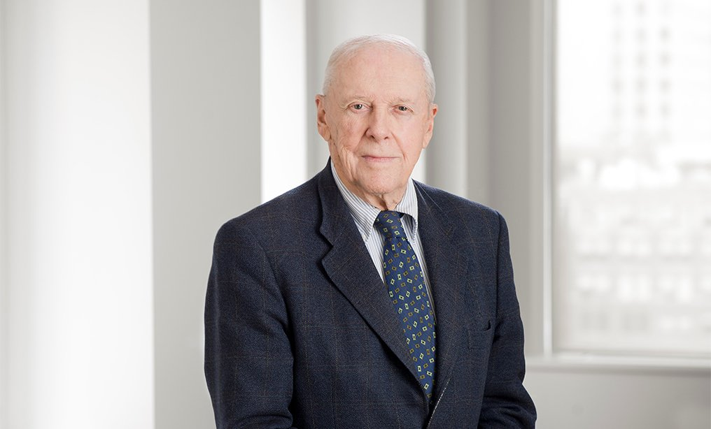 At Age 94, J P  Morgan's Grandson Reflects on World War II