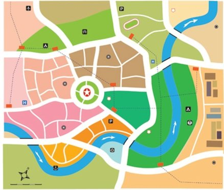 zoning map