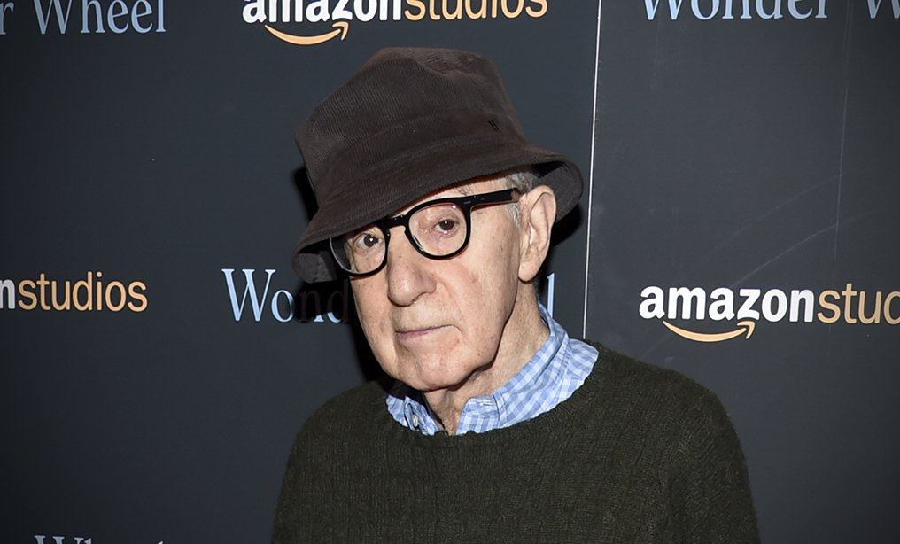 Director Woody Allen attends a special screening hosted by Amazon Studios at the Museum of Modern Art in Manhattan in 2017.