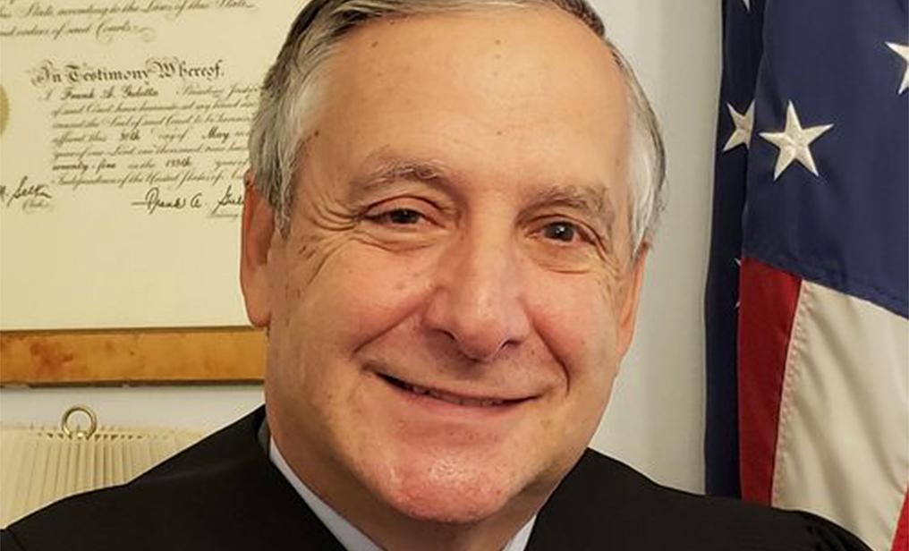Administrative Judge Jeremy S. Weinstein of Queens County Supreme Court.