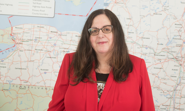 Linda Lacewell, Department of Financial Services. (Courtesy photo)
