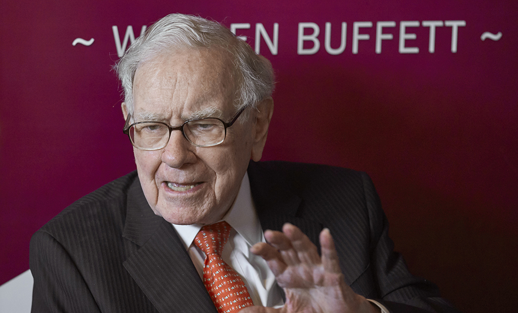 Warren Buffett, Chairman and CEO of Berkshire Hathaway that owned Applied Underwriters.