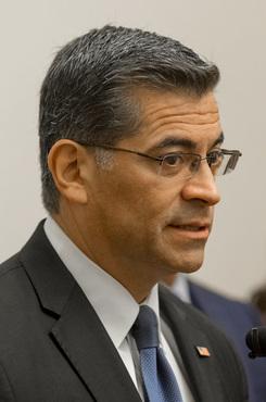 California State Attorney General Xavier Becerra. (Photo: Jason Doiy)