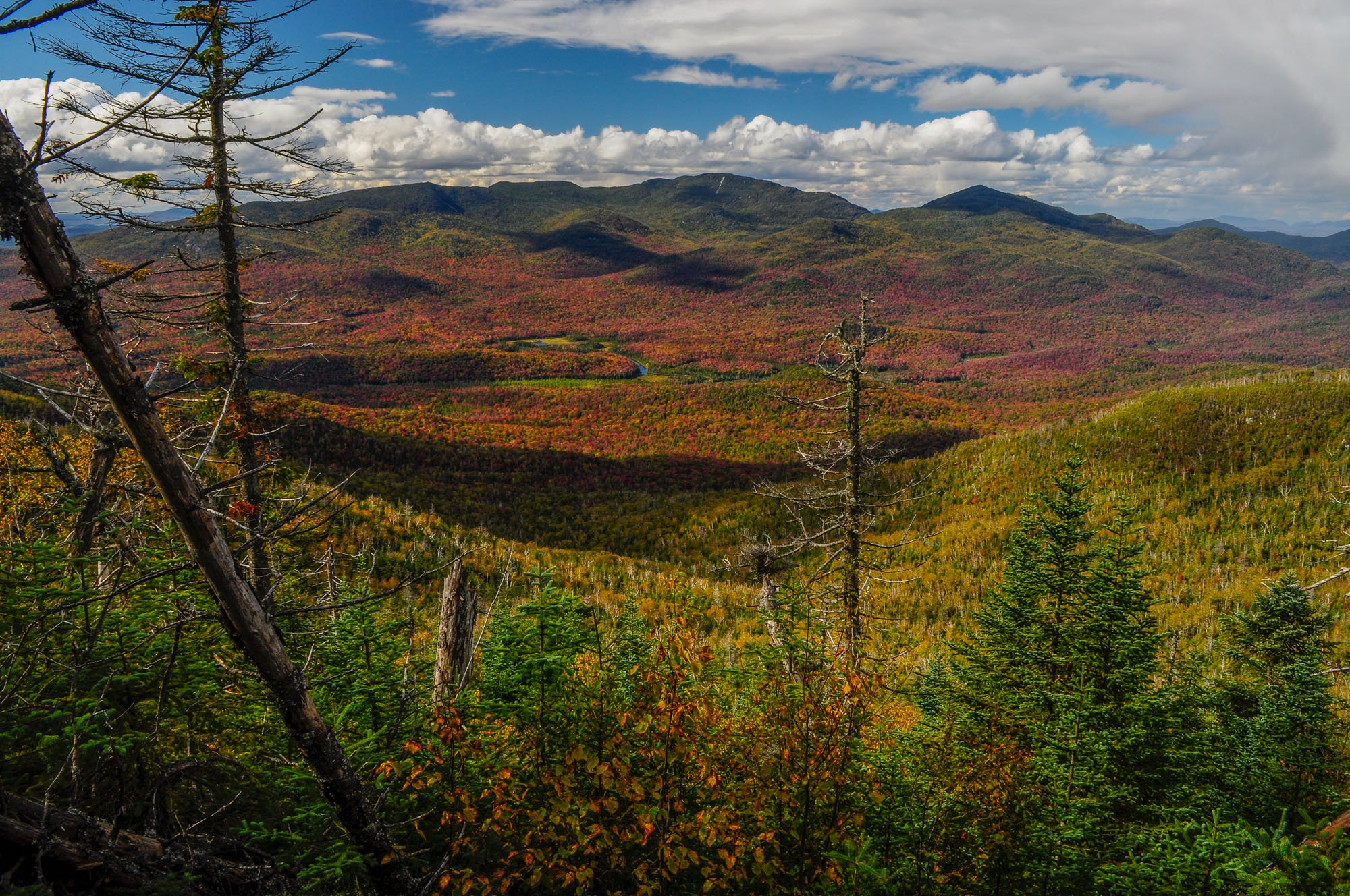 High Peaks Wilderness Area, Adirondack Forest Preserve, NY. Photo: Shutterstock