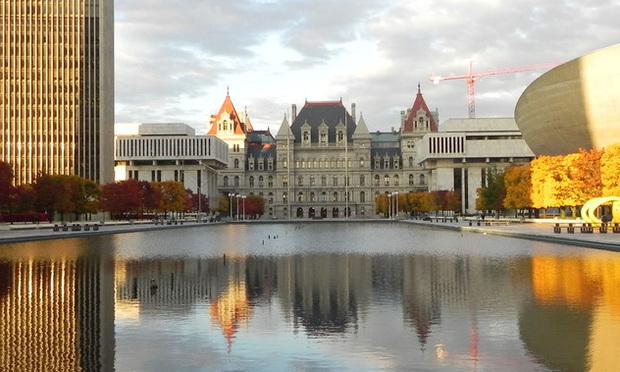 New York Capitol, Albany (Photo: LennonsGhost/iStockphoto.com)