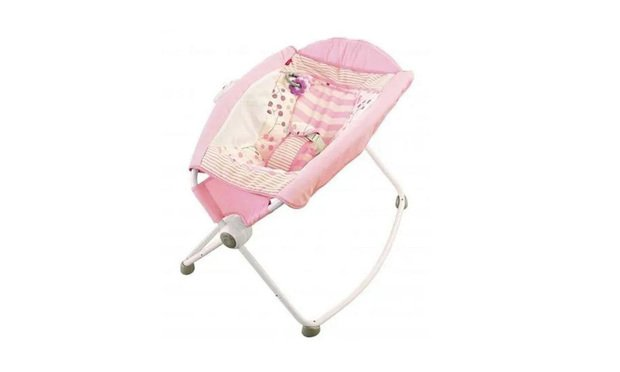 Fisher-Price Rock 'n Play Sleeper.