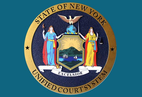 unified court system logo